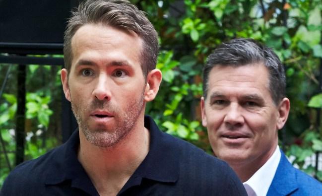 Ryan Reynolds Deadpool 2 Behind-The-Scenes Video With Josh Brolin
