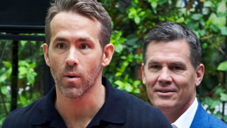 Ryan Reynolds Posts Funny 'Deadpool 2' Behind-The-Scenes Video With Josh Brolin, Sideswipes His BFF Hugh Jackman