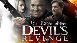 Schlock Theater: This Week's Best 'B' Movie Trailers — Shatner! Willis! Van Damme! Chiklis! And More!
