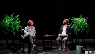 Zach Galifianakis Brutalizes Matthew McConaughey And Is Offered Sex By Chrissy Teigen In Ridiculous New 'Between Two Ferns' Movie Trailer