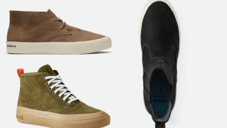3 Pairs Of Sneaker Boots You're Going To Love This Fall