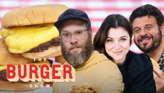 Seth Rogen, Adam Richman, And Kelly Kapowski Break Down The Best Burgers In The City Of Angels
