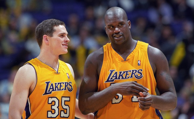 Shaq Addressed The Long-Standing Rumor That He Once Practiced Naked