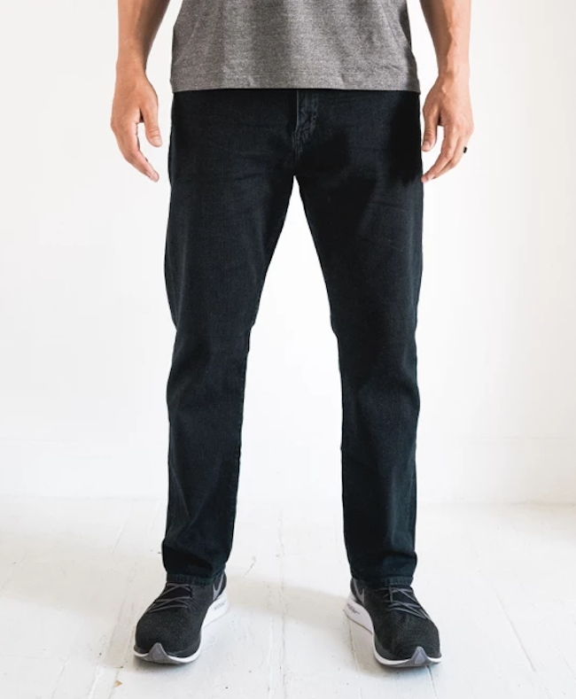Sharp Jeans in Indigo Rinse from Revtown