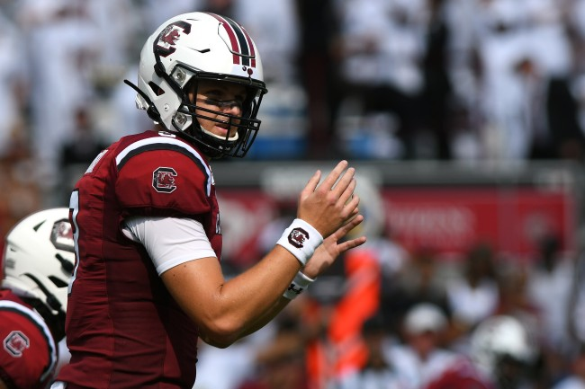 Sports gamblers lost a ton of money after South Carolina scored a meaningless touchdown against Alabama with 11 seconds left