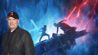 Marvel Studios President Kevin Feige Reportedly Developing A 'Star Wars' Movie