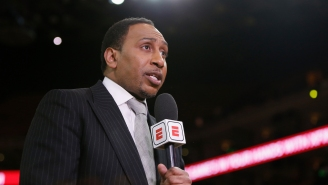 Stephen A. Smith Says He's Never Smoked Weed, Shares Powerful Story About Actual Drug Dealers Keeping Him Off The Streets As A Kid