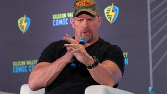 Is 'Stone Cold' Steve Austin Toying With The Idea Of One Last Match?