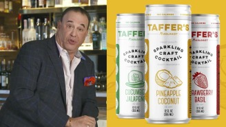 Bar Rescue's Jon Taffer Is Launching A New Line Of Hard Seltzer Sparkling Cocktails  – SHUT IT DOWN