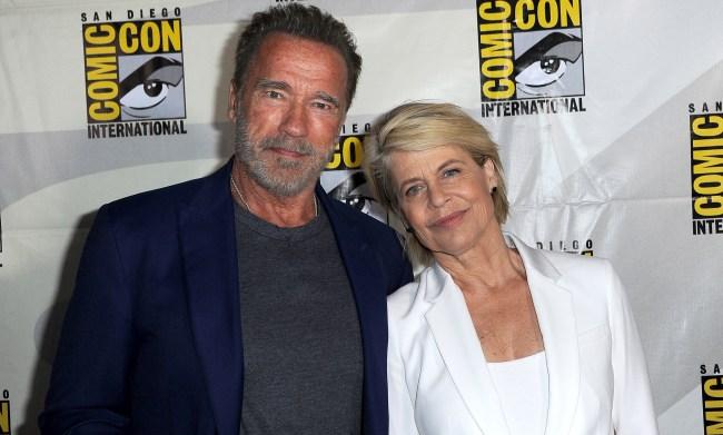 Terminator Star Linda Hamilton Hasnt Had Sex For At Least 15 Years