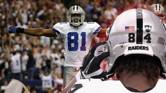 Terrell Owens Has Now Weighed In With Some Sage Advice For Antonio Brown Sooo, Problem Solved!