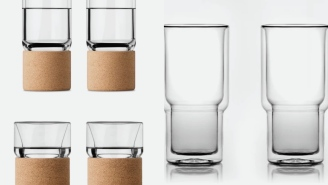 Upgrade Your Home Bar With These 'Chill' Whiskey And Beer Glasses