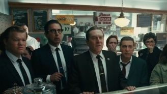 The New Trailer For 'The Irishman' Gives Us Our Best Look Yet At The Next Scorsese Classic
