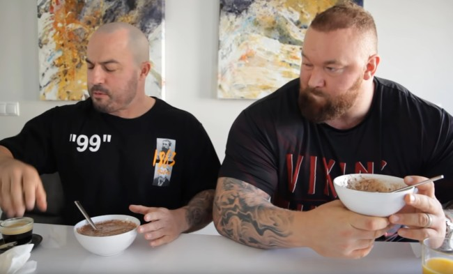 The Mountain Cheat Day