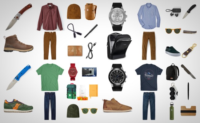 things we want this week gear guide for men
