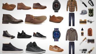 50 'Things We Want' This Week: Chukka Boots, Mansions, Clutch T-Shirts, And More