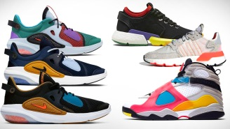 This Week's Hottest New Sneaker Releases Plus Our 'Kicks Pick Of The Week' (Updated)