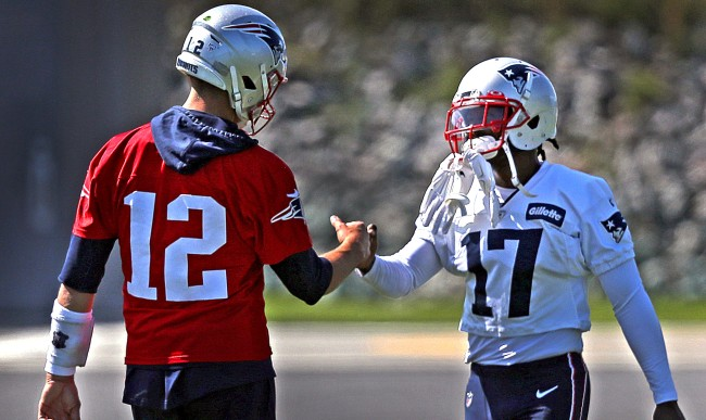 Tom Brady Unhappy His Private Conversation About Antonio Brown Leaked