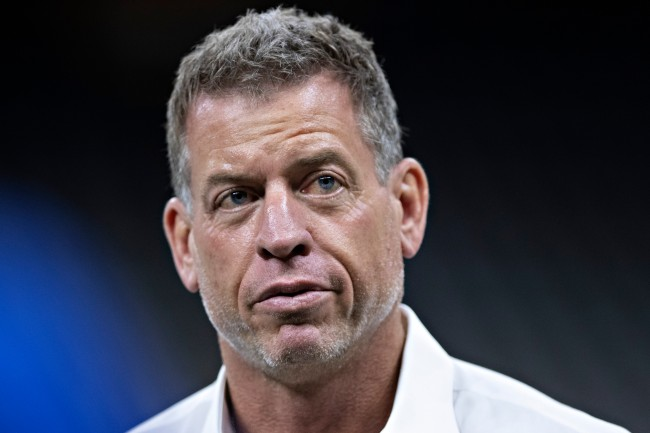 Troy Aikman describes any punishment he received from bosses after calling out Doug Gottlieb over his Andrew Luck take