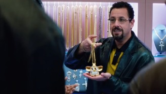 TRAILER: Adam Sandler Channels Al Pacino For Dead Serious 'Uncut Gems' Starring Kevin Garnett, The Weeknd And Mike Francesa