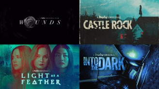 What's New On Hulu In October: 'Castle Rock, Wounds, Into The Dark, Light As A Feather' And More