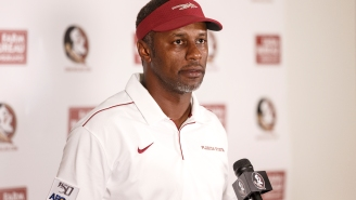 FSU's Willie Taggart Gets Torn Apart By Twitter For Blaming Dehydration As A Reason For Losing To Boise State