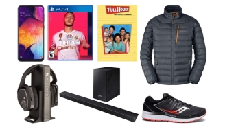 Daily Deals: Foot Locker Sale, 82-Inch QLED TV, Eddie Bauer Flannel Shirts, Moosejaw Jacket Clearance, Timbuk2 Sale And More!
