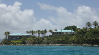 'Creepy' Video Taken On Jeffrey Epstein's Private Island Gives New Insight Into Disgraced Financier's Caribbean Lair