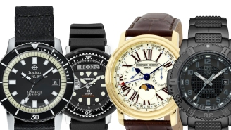 Best Men's Watches Under $1,500 For 2021 Includes Timepieces Inspired By Iconic Movies