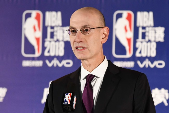 china banning broadcast some nba games