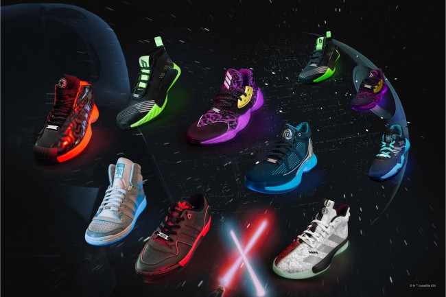 Adidas Star Wars Collection 2019