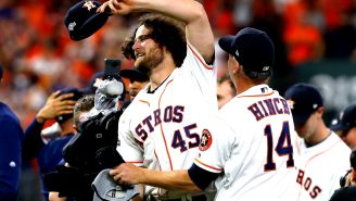 A.J. Hinch Revealed Why Gerrit Cole Didn't Pitch In Game 7 Of The World Series And It Makes Absolutely No Sense