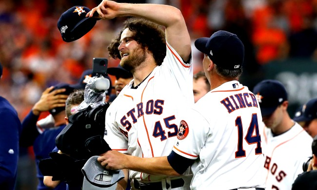 AJ Hinch Revealed Why Gerrit Cole Didnt Pitch In Game 7