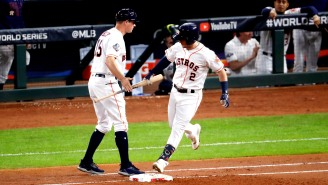 Alex Bregman Upset So Many People When He Broke The 'Unwritten Rules Of Baseball' After Homering In Game 6