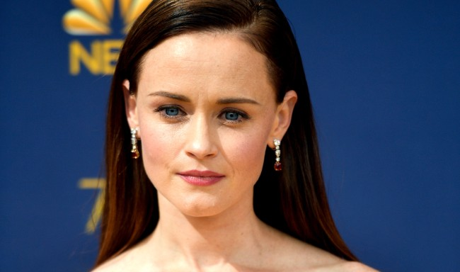 Alexis Bledel Named The Internets Most Dangerous Celebrity By McAfee
