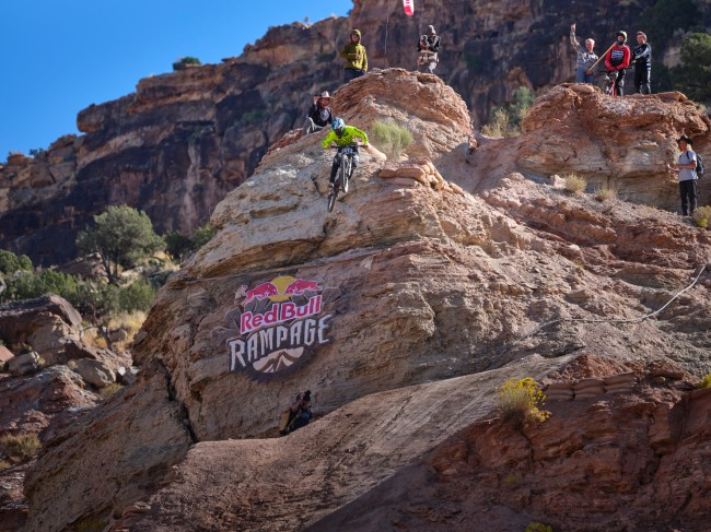 Red Bull Rampage 2019 Downhill Mountain Bike Competition Stream