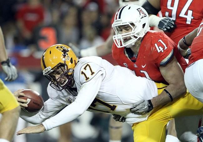 biggest college football rivalry arizona asu