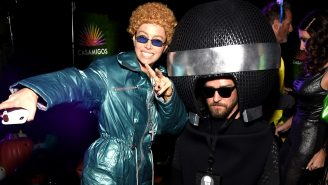 2019's Best Celebrity And Athlete Halloween Costumes, Including Jessica Biel Dressed Up As NSYNC Era Justin Timberlake