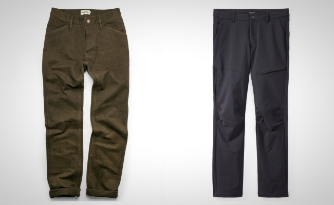 best functional pants for men fall winter