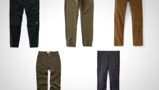 5 Pairs Of Functional Pants To Get You Through Fall And Winter
