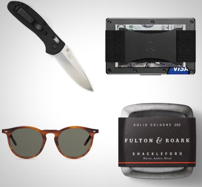 best everyday carry gear for discerning men