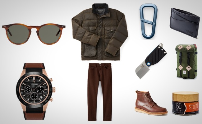 best everyday carry gear for men