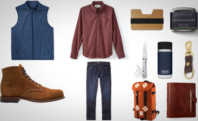 best everyday carry gear 2019 for men