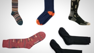 These 5 Pairs Of High-Performance Socks Will Ensure Your Feet Will Make It Through The Winter Unscathed