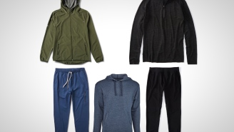 The Best Men's Activewear For When The Temperatures Start To Drop