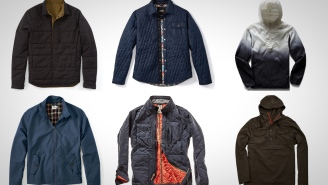 Layer SZN: 6 Lightweight Jackets For Guys That Are Perfect This Time Of Year