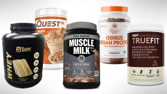 These 12 Best Tasting Protein Powders Make It Easier For You To Retain Those Gains
