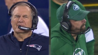 Savage Bill Belichick Intentionally Tried To Commit Penalties To Toy With The Jets While Beating Them Down 33-0