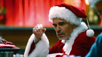 Billy Bob Thornton Admits He Was Completely Hammered During The Filming Of 'Bad Santa'
