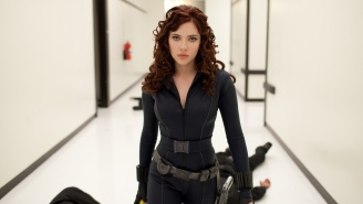 Scarlett Johansson Says Black Widow Was Treated Like A 'Piece Of Ass' In The Early MCU Years